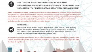SAVE THE DATE Konferensi Nasional Kota HAM (FIX)
